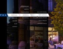 PMA Architecture Website