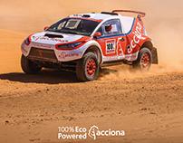 ACCIONA - Dakar 2016