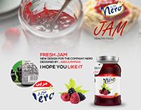 Fresh jam - Nero