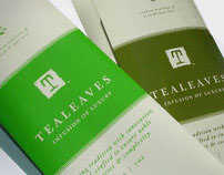 Tealeaves Packaging