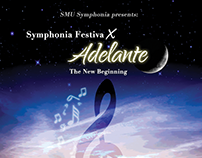 Symphonia Festiva X- Adelante, The New Beginning