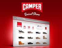 Camper - Social Store