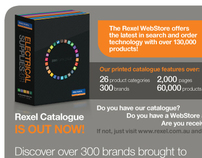 Rexel WebStore and Catalogue Advertising