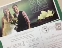 My Wedding Invitation - Brazil