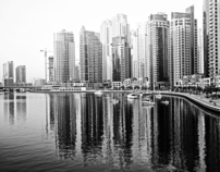 Dubai Black & White