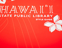 Hawaii State Public Library | Identity
