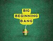 Happy New Year 2014 - The Big Beginning Bang !