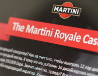 Martini Royale Casting App