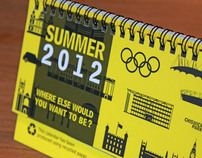 Chiswick Park - Enjoy Work Summer 2012 Events Calendar