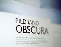 OBSCURA BOOK - WEBSITE