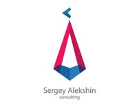 Logo and Style for Sergey Alekshin