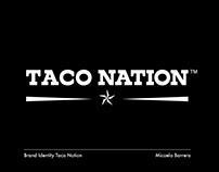 Taco Nation | Brand Identity