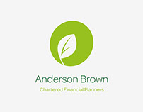 Anderson Brown Brand Identity