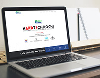 HardTech Kochi || Website