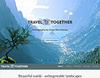 Website of photographer