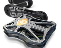 Griftec Flexible MTB Pedal