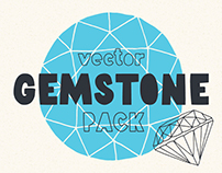 Illustrated Gemstone Pack