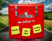 Yalla Cono - Cone & Go Campaign