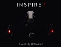 DJI Inspire 1 - First Flight in 4k