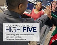 High Five Multichannel Messaging
