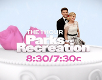 Parks & Recreation | On-Air Promotions Brand Package