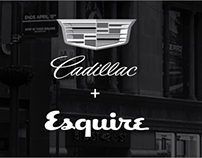 Men of Style Encapsulated - Cadillac + Esquire