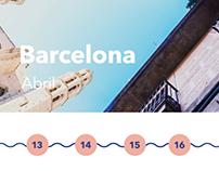 Weekend trips calendar | trivago