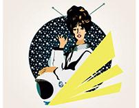 Astro Lady