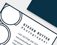 Branding - Film Photographer