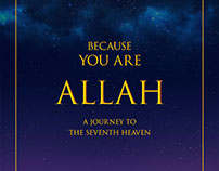 Because You Are ALLAH | Book