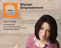 Orange Women Empowerment