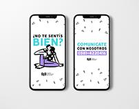 Campaña de Salud Mental // Social Media