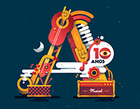 10º Aniversario Aragón Musical