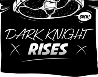 Dark Knight Ouch!