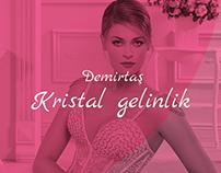 Kristal Gelinlik Website