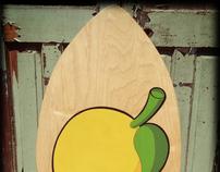 Skimboard Limón