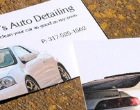 Auto Detailing Identity Project