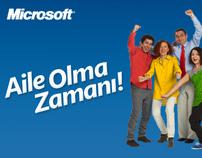 Microsoft // Aile Olma Zamanı