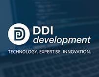 DDI Development - corporate site