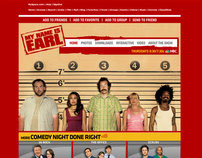 My Name is Earl TV show season