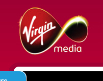 Virgin Media CR Microsite
