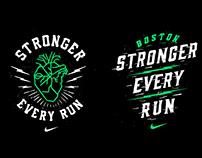 Stronger Every Run — Nike