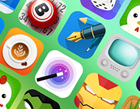 Best FREE & Premium app icons from IconsGarden