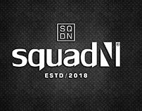 squadN clothing brand