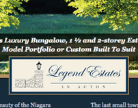 Legend Estates in Acton