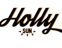 Holly sun Sunblock + Sunscreen (school project)