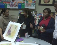 Collaboration with Parent Organization