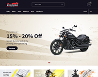 Exporso - Bike/Car/Auto Parts, Accessories Store Shopif