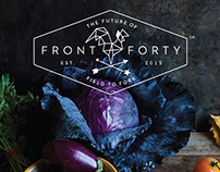 * Front Forty Foods//