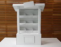 Tasti - Workplace honesty box.